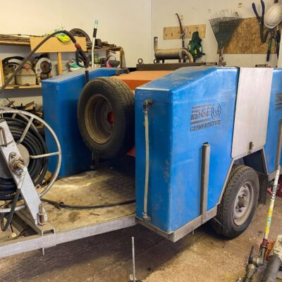 Edge Grimebuster jetting trailer for sale