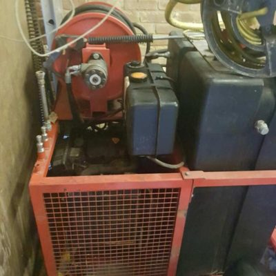 Jetchem 20hp jetter for sale 2000@10