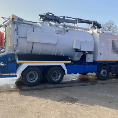 Megawhale High Volume Tanker, 2005, low mileage, good condition