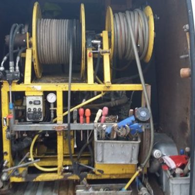 Drain jetter for sale 3000psi @ 16gpm