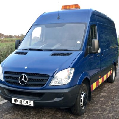 2010 Mercedes Sprinter 516cdi MWB Hiroof Jetting Van. Whale Bespoke Conversion 147000 miles Great condition