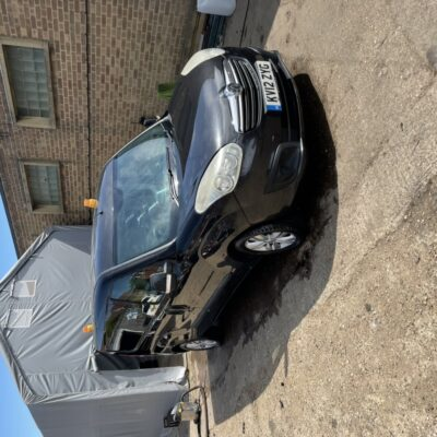 Vauxhall combo van with jetter conversion