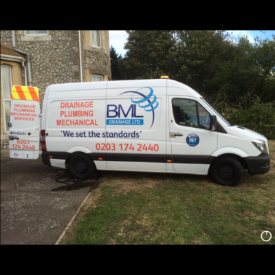 mercedes sprinter 313 cdi mwb with 3000 @ 8gpm Drainage Jetter