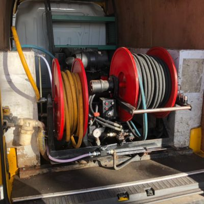 Vanpack Jetter for sale