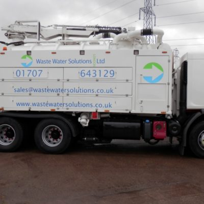 26 Tonne Non-Hazardous Stainless Steel Combination Unit