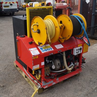 Used 2000 psi @ 10 gpm jetter for sale