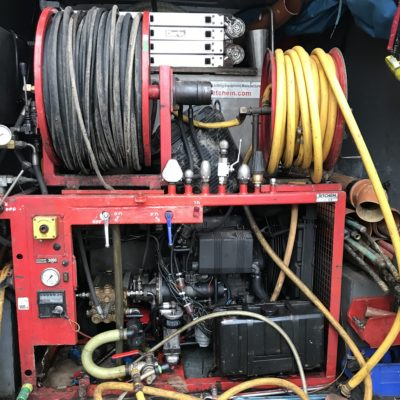 Jetchem 30 3000 psi @ 10 gpm jetting pack for sale