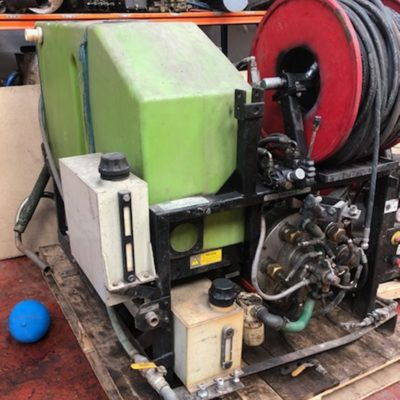 Harben Van Pack jetter for sale 4000 @ 12