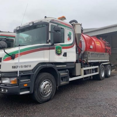 Jet Vac Truck For Sale