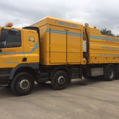 2008 - 32 Tonne High Volume JetVac MegaWhale
