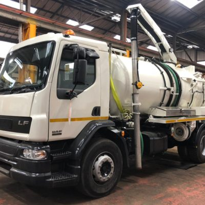 DAF 18t medium Volume Tanker