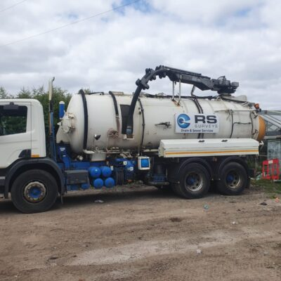 2006 Whale HVC 2@57 tanker